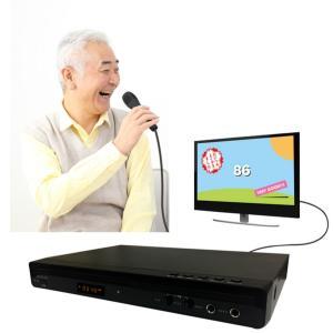 採点機能付きDVD/CDプレーヤー DK-238  送料無料 ポイント5倍|yutoriplan