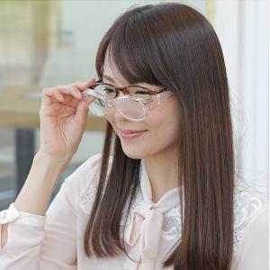 メガネの上からかけれる 拡大鏡 楽天ランキング獲得|yutoriplan