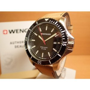 WENGER (ウェンガー) 腕時計 Seaforce 01.0641.125 復活e優美堂のウェンガーは安心のメーカー保証3年付き日本正規商品です。|yuubido-oyabu