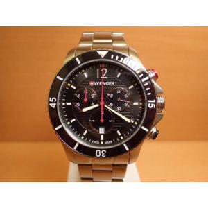 WENGER (ウェンガー) 腕時計 Seaforce 01.0643.109 復活e優美堂のウェンガーは安心のメーカー保証3年付き日本正規商品です。|yuubido-oyabu
