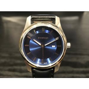 WENGER (ウェンガー) 腕時計 City Classic Lady レディースウォッチ 01.1421.112|yuubido-oyabu
