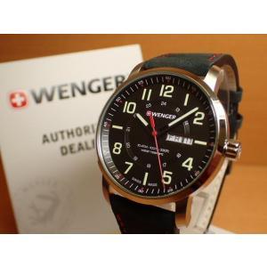 WENGER (ウェンガー) 腕時計 Attitude Day Date 01.1541.101 復活e優美堂のウェンガーは安心のメーカー保証3年付き日本正規商品です。|yuubido-oyabu