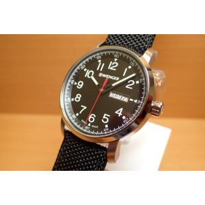 WENGER (ウェンガー) 腕時計 Attitude Day Date Heritage 01.1541.105 復活e優美堂のウェンガーは安心のメーカー保証3年付き日本正規商品です。|yuubido-oyabu