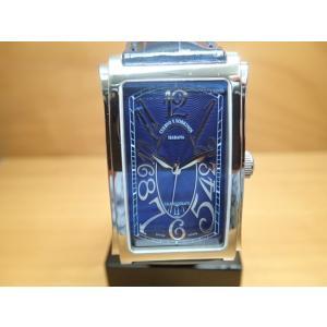 クエルボ・イ・ソブリノス 腕時計  プロミネンテ ソロテンポ デイト 正規商品 Ref.1012-1BSG クエルボ・イ・ソブリノス 無金利分割も可能です|yuubido-oyabu