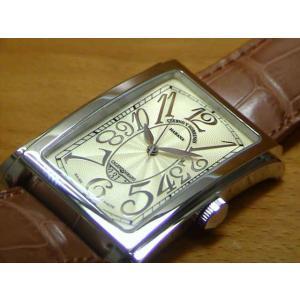 クエルボ・イ・ソブリノス 腕時計  プロミネンテ ソロテンポ デイト 正規商品 Ref.1012-1CHG クエルボ・イ・ソブリノス 無金利分割も可能です|yuubido-oyabu