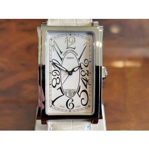 クエルボ・イ・ソブリノス 腕時計  プロミネンテ ソロテンポ デイト 正規商品 Ref.1012-1WH クエルボ・イ・ソブリノス 無金利分割も可能です|yuubido-oyabu