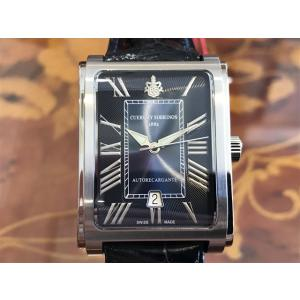 クエルボイソブリノス 腕時計 プロミネンテ クラシコ 正規商品 ネイビー Ref.1015-1RB クエルボ・イ・ソブリノス 無金利分割も可能です|yuubido-oyabu