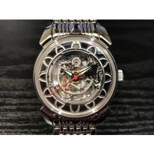 クエルボイソブリノス 腕時計 ヒストリアドール スケレッテ 正規商品 Ref.3191B-1SQS クエルボ・イ・ソブリノス 無金利分割も可能です。|yuubido-oyabu