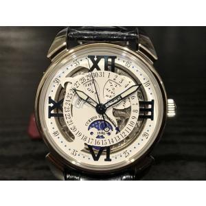クエルボイソブリノス 日本限定モデル30本 腕時計 ヒストリアドール・ルナ 正規商品 Ref.3194.1BS クエルボ・イ・ソブリノス 無金利分割も可能です|yuubido-oyabu