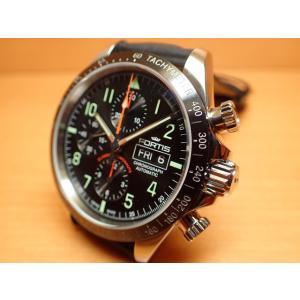 フォルティス 腕時計 フォルティス FORTIS クラシック・コスモノート セラミック p.m. 42mm Ref.401.26.11 分割払いOKです|yuubido-oyabu