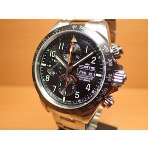 フォルティス 腕時計 フォルティス FORTIS クラシック・コスモノート セラミック p.m. 42mm Ref.401.26.11M|yuubido-oyabu