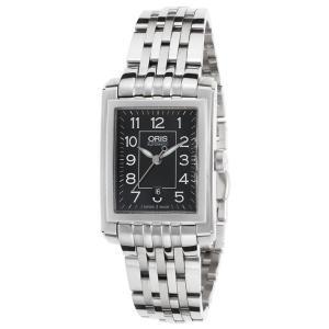 オリス ORIS 腕時計 ORIS レクタンギュラーデイト レディースサイズ 56176564034...