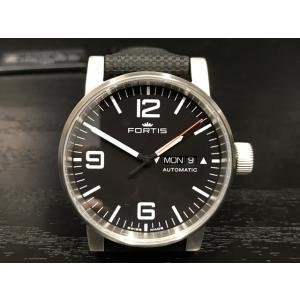 フォルティス スペースマティック スチール 腕時計 Spacematic Steel 40mm Ref.623.10.18LP|yuubido-oyabu