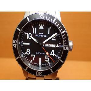 フォルティス 腕時計 フォルティス FORTIS Aquatis Collections アクアティス・コレクション Diver Titanium ダイバー チタニウム Ref.6472941M 分割払いOKです|yuubido-oyabu