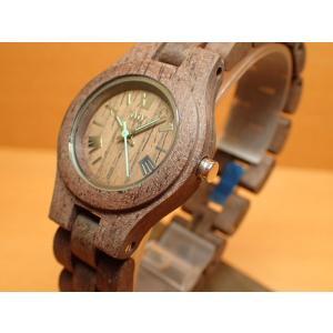 ウィーウッド WEWOOD 腕時計 ウッド/木製 CRISS CHOCO ROUGH 9818116 レディース (正規輸入品) yuubido-oyabu