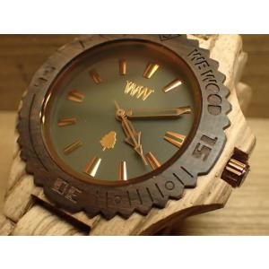 ウィーウッド WEWOOD 腕時計 ウッド/木製 DATE ZEBRANO ROUGH 9818119 メンズ (正規輸入品) yuubido-oyabu