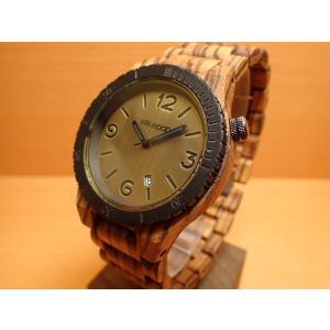 ウィーウッド WEWOOD 腕時計 ウッド/木製 ALPHA ZEBRANO 9818125 メンズ (正規輸入品) yuubido-oyabu