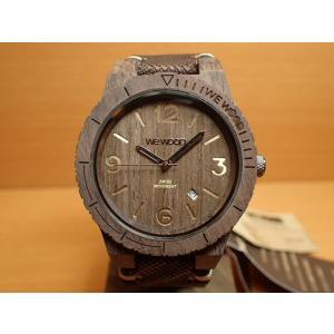 ウィーウッド WEWOOD 腕時計 ウッド/木製 ALPHA SW CHOCO ROUGH 9818144 メンズ (正規輸入品) yuubido-oyabu