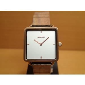 木の腕時計 ウィーウッド WEWOOD 腕時計 ウッド/木製 LEIA ROSE GOLD WHITE 9818204 ホワイト文字盤 レディースサイズ (正規輸入品) yuubido-oyabu