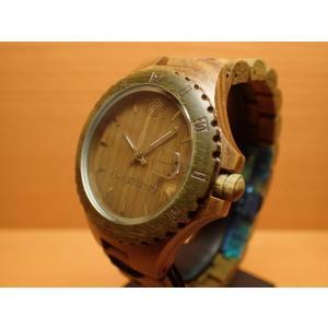 アバテルノ AB AETERNO 腕時計 NATURE COLLECTION グリーンサンダルウッド ENVY 9825021 メンズ (正規輸入品)  MADE IN ITALY|yuubido-oyabu