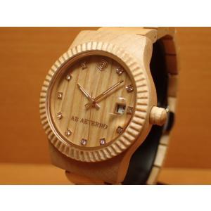 アバテルノ AB AETERNO 腕時計 SKY COLLECTION メープルウッド ALBA 9825024 レディース (正規輸入品) MADE IN ITALY|yuubido-oyabu