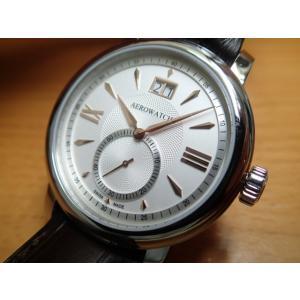 アエロ ウォッチ ビッグデイト 腕時計 A41937AA03 AERO WATCH Collection Renaissance Big DateAERO WATCH アエロ ウォッチ|yuubido-oyabu