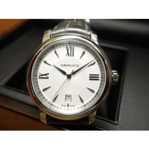 アエロ ウォッチ エレガンス 腕時計 AERO WATCH Collection Renaissance Elegance A42937AA01AERO WATCH アエロ ウォッチ|yuubido-oyabu