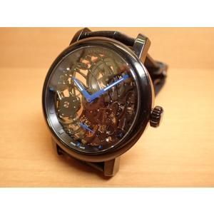 アエロ ウォッチ スケルトン 手巻き式 腕時計 AERO WATCH SKELTON COBWEB A50931NO09AERO WATCH アエロ ウォッチ|yuubido-oyabu