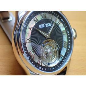 メモリジン MEMORIGIN 腕時計 トゥールビヨン MEMORIGIN Orbit 自動巻き式 オートマチック マニュファクチュール トゥールビヨン AT0221SSBKBKR|yuubido-oyabu