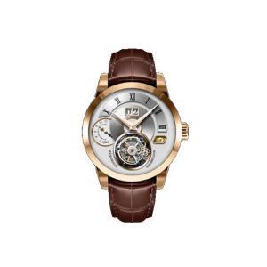 メモリジン MEMORIGIN 腕時計 トゥールビヨン MEMORIGIN Grand Series グランド マニュファクチュール トゥールビヨン AT1003RGWHBRR|yuubido-oyabu