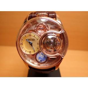 メモリジン MEMORIGIN 腕時計 トゥールビヨン MEMORIGIN Stellar Series ステラ マニュファクチュール トゥールビヨン AT1118RGRGBRR|yuubido-oyabu
