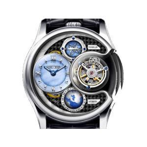 メモリジン MEMORIGIN 腕時計 トゥールビヨン MEMORIGIN Stellar Series ステラ マニュファクチュール トゥールビヨン AT1118SSBKBKR|yuubido-oyabu