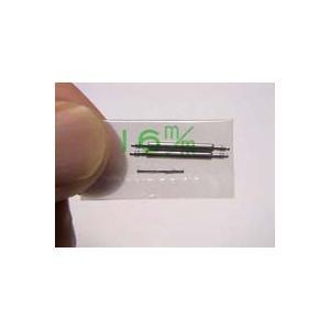 腕時計 バネ棒 16mm  (この他7mmから30mmまでございます)        通常使いで3年〜4年に一度交換をお勧めします|yuubido-oyabu