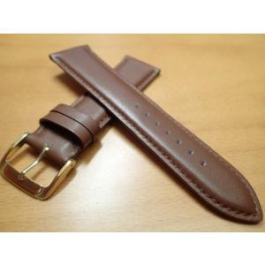 スコッチガード・レザー 21mm 22mm 茶 ブラウン 時計バンド 汗や水をはじく時計ベルト バンド 525円で販売していますバネ棒をサービスでお付けします|yuubido-oyabu
