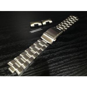 ハミルトン HAMILTON  カーキX-WIND X-ウインドゥ 専用 メタルブレスレット 22mm 時計バンド ベルト メタルバンド H605766100 yuubido-oyabu