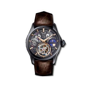 メモリジン MEMORIGIN 腕時計 トゥールビヨン MEMORIGIN Navigator ナビゲーター マニュファクチュール トゥールビヨン MO1006BKBKBRB|yuubido-oyabu