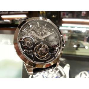 メモリジン MEMORIGIN 腕時計 トゥールビヨン MEMORIGIN Navigator Imperial ナビゲーター インペリアル マニュファクチュール  MO1006BKBKBRB|yuubido-oyabu