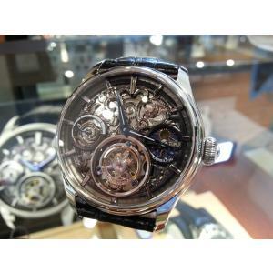 メモリジン MEMORIGIN 腕時計 トゥールビヨン MEMORIGIN Navigator ナビゲーター マニュファクチュール トゥールビヨン MO1006SSBKBKB|yuubido-oyabu