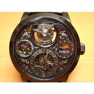 メモリジン MEMORIGIN 腕時計 海外受注モデル 納期約3ヶ月〜  StarlitLegend Imperial  MO1231-BK-IMP|yuubido-oyabu