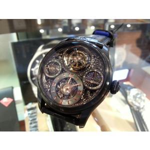 メモリジン MEMORIGIN 腕時計 トゥールビヨン MEMORIGIN StarlitLegend スターリットレジェンド マニュファクチュール  MO1231BKBKBKA|yuubido-oyabu
