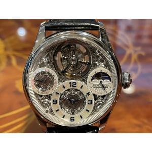 メモリジン MEMORIGIN 腕時計 トゥールビヨン  MEMORIGIN StarlitLegend スターリットレジェンド マニュファクチュール トゥールビヨン MO1231SSWHBKA|yuubido-oyabu