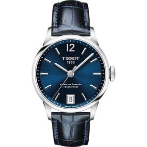 ティソ TISSOT  腕時計 CHEMIN DES TOURELLES (シャミン・ドゥ・トゥレル) パワーマティック80 レディースサイズ T099.207.16.047.00 (正規輸入品)|yuubido-oyabu