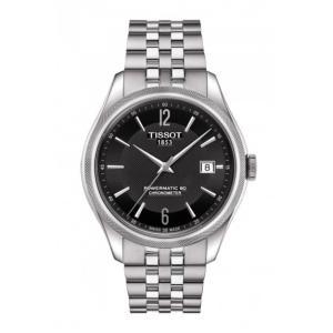 ティソ バラード 腕時計 Tissot Ballade Automatic ティソ バラード オートマティック メタルブレスレット T108.408.11.057.00 メンズ (正規輸入品)|yuubido-oyabu