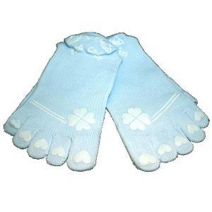外反母趾・浮き指対策【5本指靴下 綿タイプ】|yuuki29|02