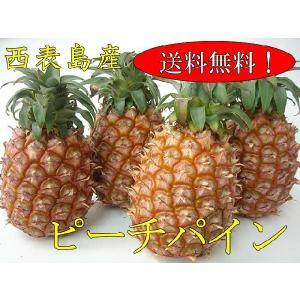 ◆西表島はパイナップルの栽培に最適な環境に恵まれた土地。 貴重な西表島産のピーチパインの販売。 輸入...