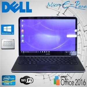 Windows10 フルHD ウルトラブック Dell XP...