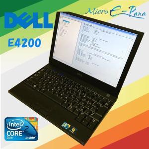 中古 通電確認済み 12.1型 DELL Latitude E4200 Intel Core 2 Duo 1GB HDD無し|yuukou-store2