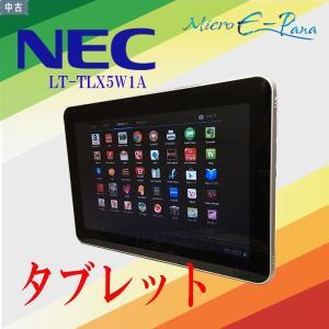 中古タブレット 人気商品 32GB NEC LT-TLX5W1A Android(アンドロイド) 1...