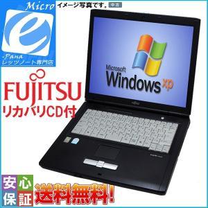 WinXP Pro SP3搭載するA4スタンダードモデル 富士通FMV-C8220