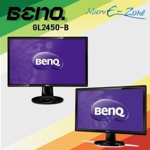 中古液晶 送料無料 Ben Q GL2450-B 24インチワイド ノングレア(非光沢) フルHD液晶モニタ スピーカー搭載 HDCP対応 yuukou-store